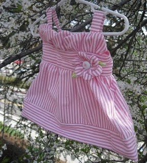 child's dress tutorial.