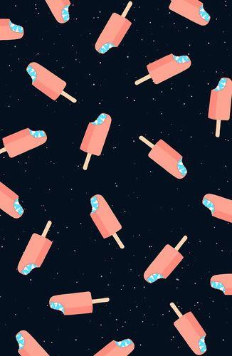Noche helado verano