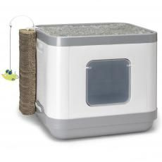Achat Maison de toilette Maison de Toilette avec Station de Repos Le Cube