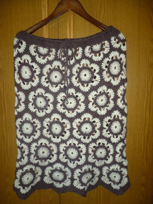 Free Crochet Granny Square Clothing Patterns : 374 best images about granny square clothing on Pinterest ...