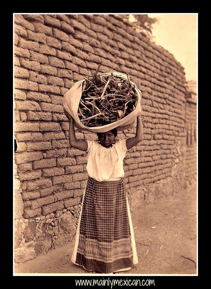 1900-1920 Mujeres de Mexico