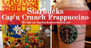 10 Most Popular Starbucks Secret Menu Frappuccinos | Starbucks Secret Menu