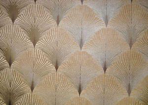 Fibre-Naturelle-New-York-Velours-Art-Deco-Rideau-et-Papier-Peint-Tissu-Brooklyn