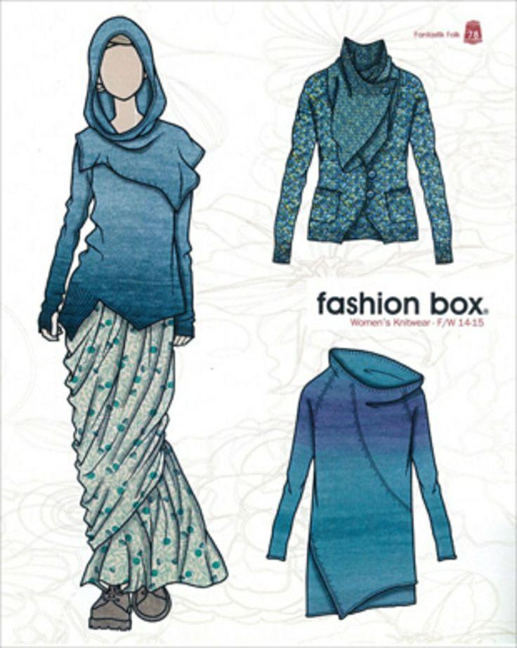 Fashion Box Women's Knitwear | A/W 14/15