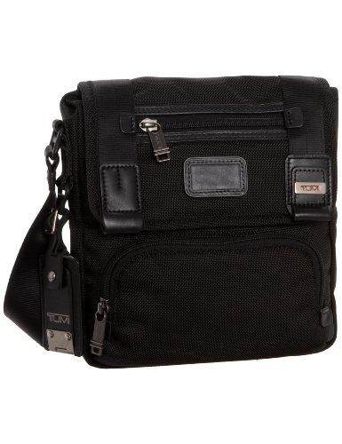 Amazon.com: Tumi Alpha Bravo Day Barslow Cross Body Bag,Black,one size: Clothing