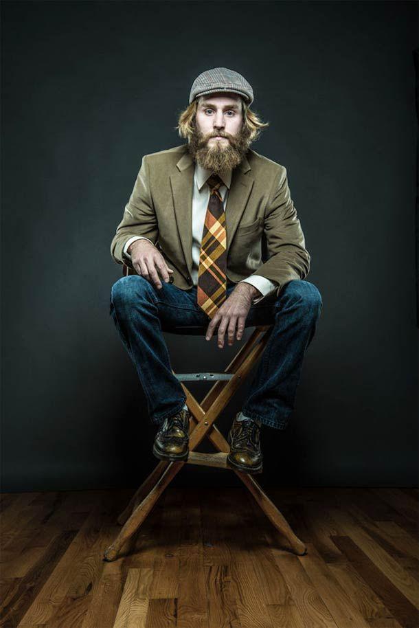 Barbes et Moustaches – Une étude photographique | Ufunk.net