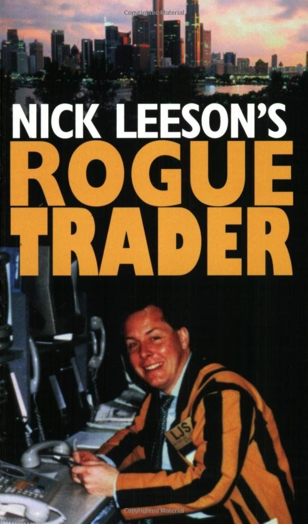 Nick Leeson's autobiographical account reveals how he 'lost' £800 million as General Manager of Baring Futures Singapore through foolhardy speculations on behalf of his employer, Barings Brothers - the world's first merchant bank. As Leeson's audacity escalated, so did his losses while London continued to pour money down the drain. Cote 5-7101-61 LEE