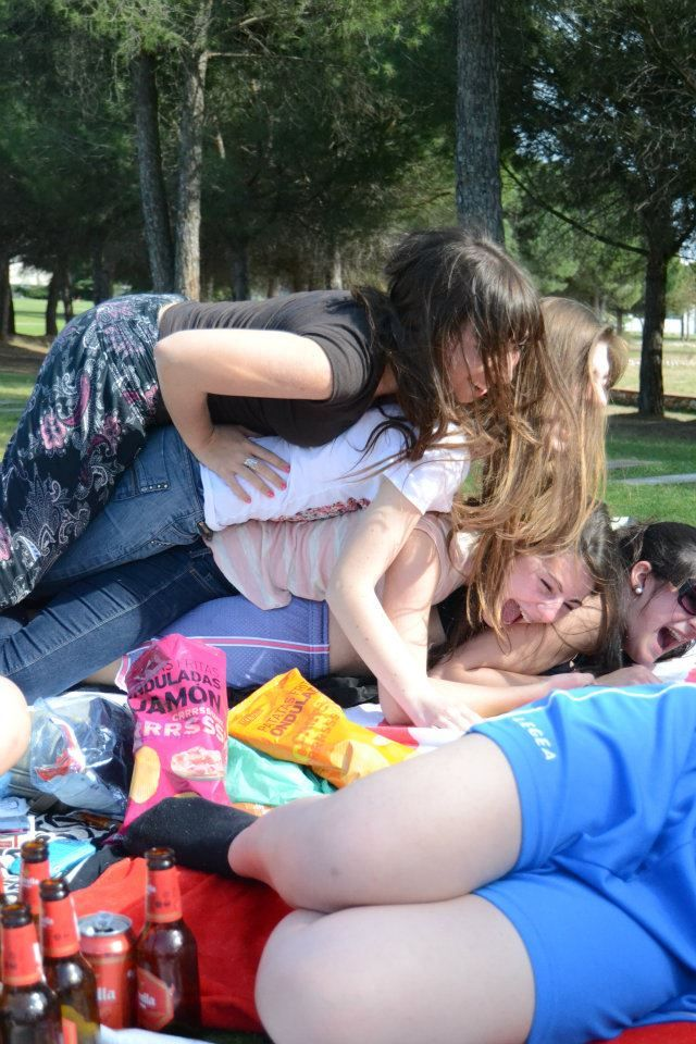 Amistad a(plasta)nte #friends