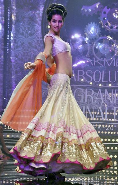 #Lakme Indian #Fashion Week 2012