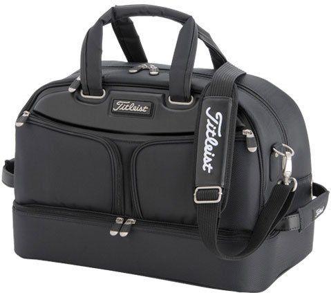 Одежда для гольфа сумка мешок одежд нейлоновый хен черный двойной слой большая молния