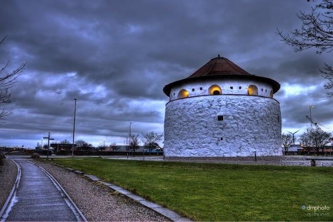 Gunpowder tower - Krudttarnet Frederikshavn Denmark