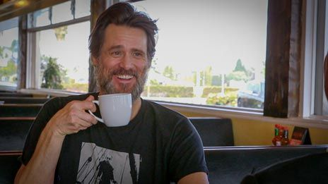 Jim Carrey Jim Carrey: We Love Breathing What You're Burning, Baby - Comedians In Cars Getting Coffee by Jerry Seinfeld