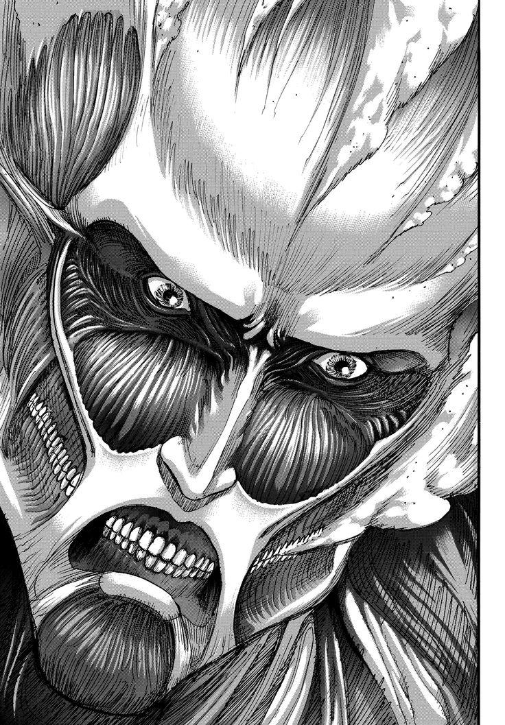 Чтение манги Вторжение гигантов 20 - 79 Великолепная игра - самые свежие переводы. Read manga online! - MintManga.com