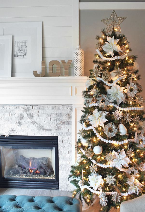 25 sapins de Noël joliment décorés pour s'inspirer ! www.decocrush.fr | @decocrush // Lovely christmas trees to get inspired for christmas ideas !