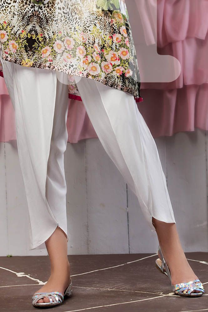 3620d0d8da Latest Tulip Pants Trends Designs 2019-2020 Cutting Tutorial | Pakistani  2016/2017 style dresses | Tulip pants, Fashion, Pants