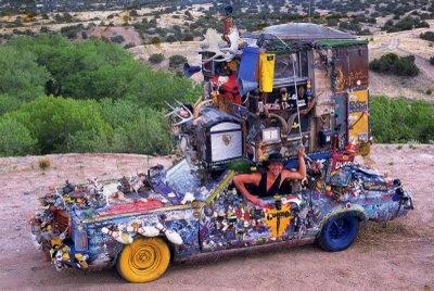Best art car ever.