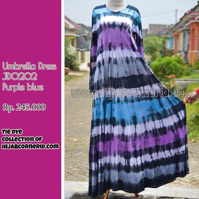 Umbrella dress, material lycra from hijabcornerid