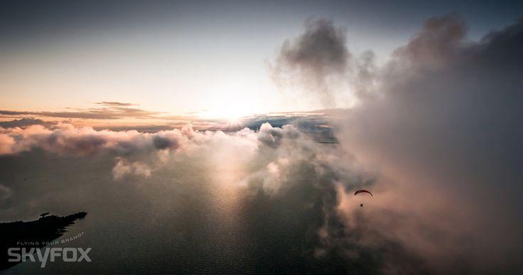 Pilvitehdasta katsomassa