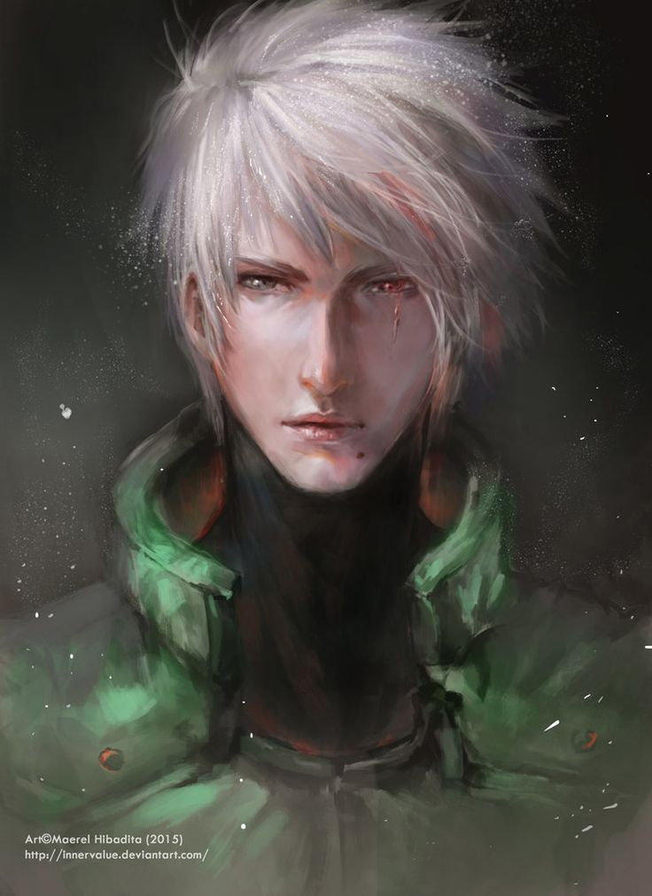 Kakashi's face revealed by Innervalue