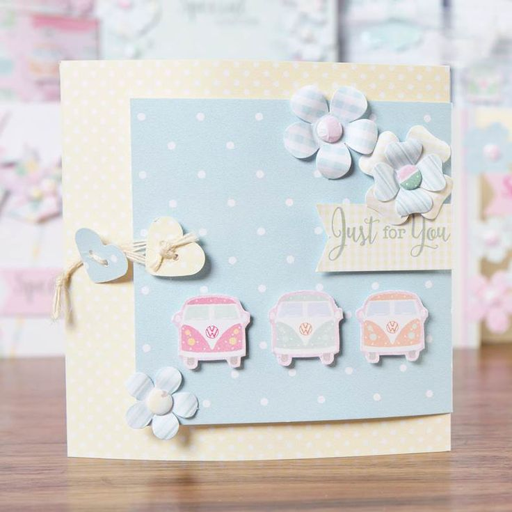 What a beautiful card design! Shop the @craftworkcards Summer Days Collection now at C+C: http://www.createandcraft.tv/pp/craftwork-cards-summer-days---cards%2c-ins-345342?p=1 #cardmaking #papercraft
