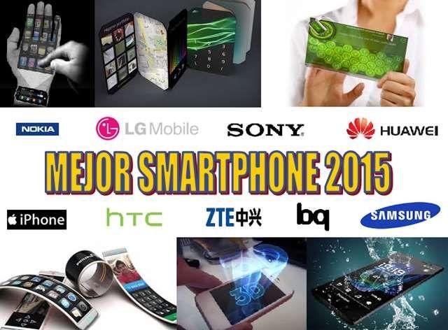 http://topmejor.com/mejor-smartphone-2015/ Mejor Smartphone 2015, análisis de los mejores móviles de este año comparando sus características más importantes. LG G3, iPhone 6 plus, Xperia Z3, Nexus 6, etc.