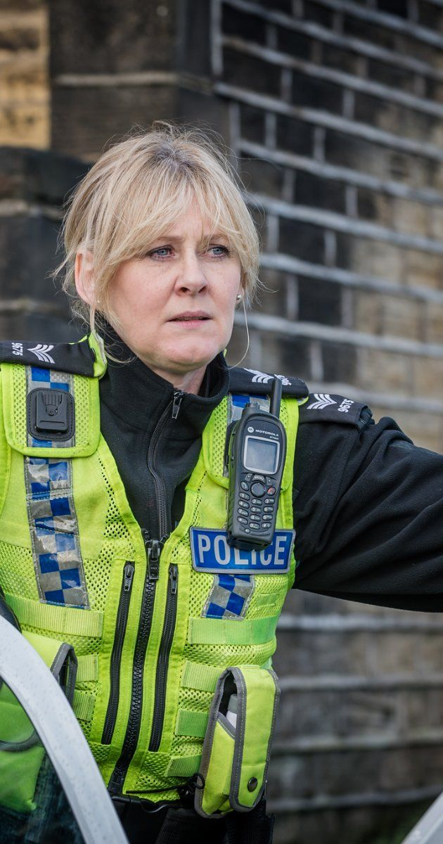 Catherine Cawood played by the amazing Sarah Lancashire in Happy Valley (TV Mini-Series 2014)