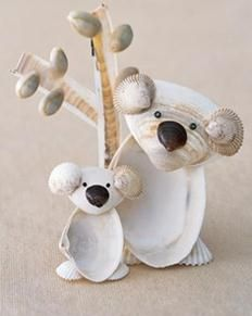craft ideas with seashells | Seashell craft ideas This is your index.html page @Deon Marion Lien