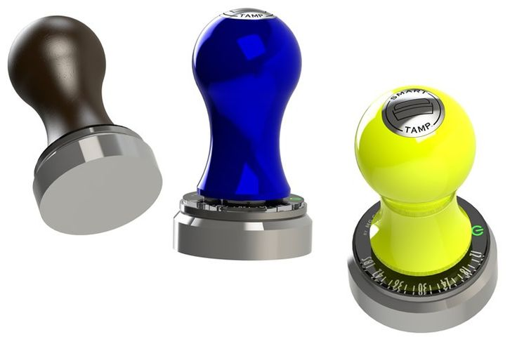 Smart Tamp - Electronic Coffee Tamper