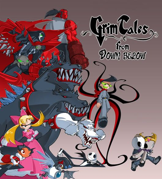 147 best The Grim Adventures of Billy and Mandy images on ...