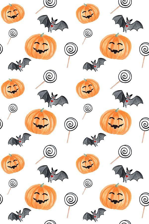 Halloween Digital Paper Pack Orange And Black Printable Etsy Fall Wallpaper Halloween Wallpaper Iphone Iphone Wallpaper Fall