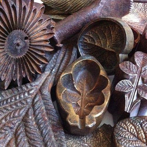 antique molds