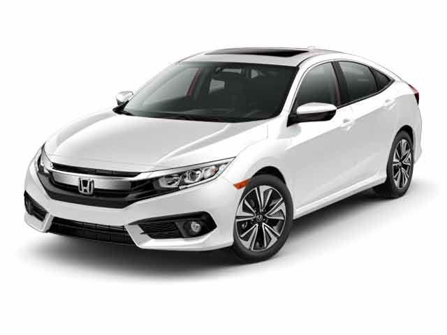 2016 Honda Civic EX-T Sedan