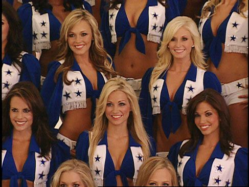 Dallas cowboys cheerleaders dating players