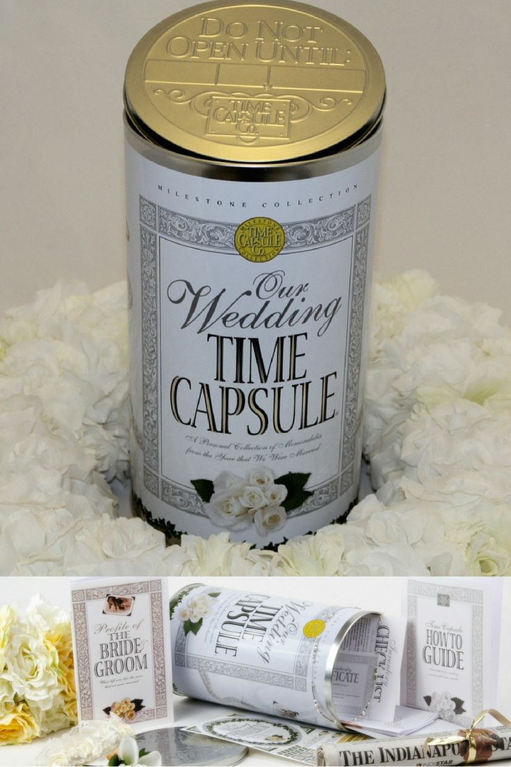 Best Time To Have A Wedding: 17 Best Ideas About Wedding Time Capsule On Pinterest