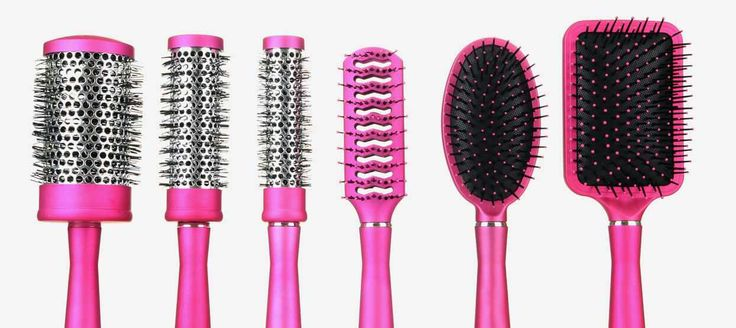 How to opt for the correct Hair Brush brush that straightens hair, hair brush, natural bristle, natural bristle brush, synthetic fibers, wide tooth comb