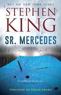 «Sr. Mercedes», de Stephen King, é uma luta épica entre o bem e o mal ~ destante