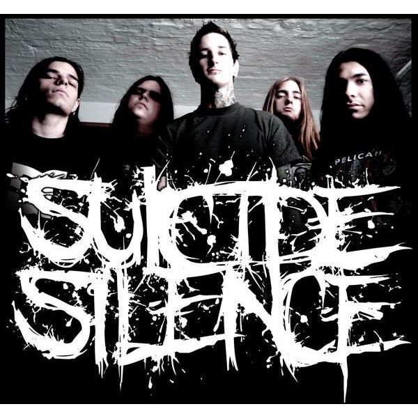 Suicide Silence (r.i.p mitch)- they taught me hate, and that it was in every bit okay to hate.