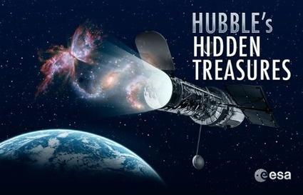 Foto e video online su Internet del telescopio Hubble. Come vedere ...