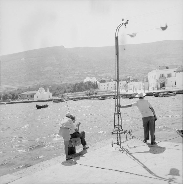 Paros. Photo by Zacharias Stellas. Benaki Museum Photographic Archive