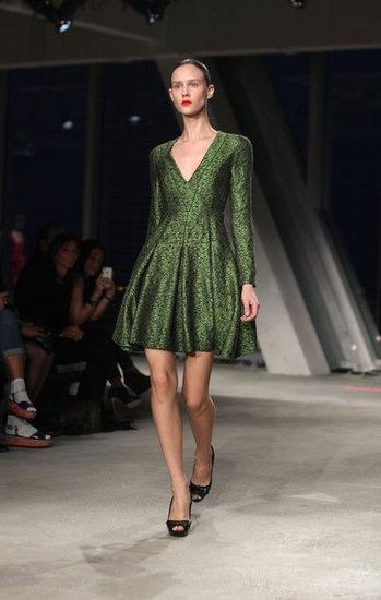 Fabulous dress from Jonathan Saunders Fall 2012