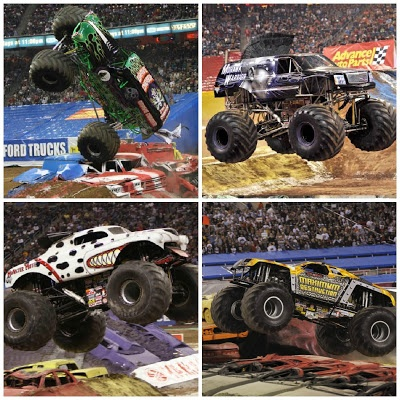 Want to win tickets to the Monster Jam Truck Rally in SLC on 2/16?! We're giving away a 4-pack!