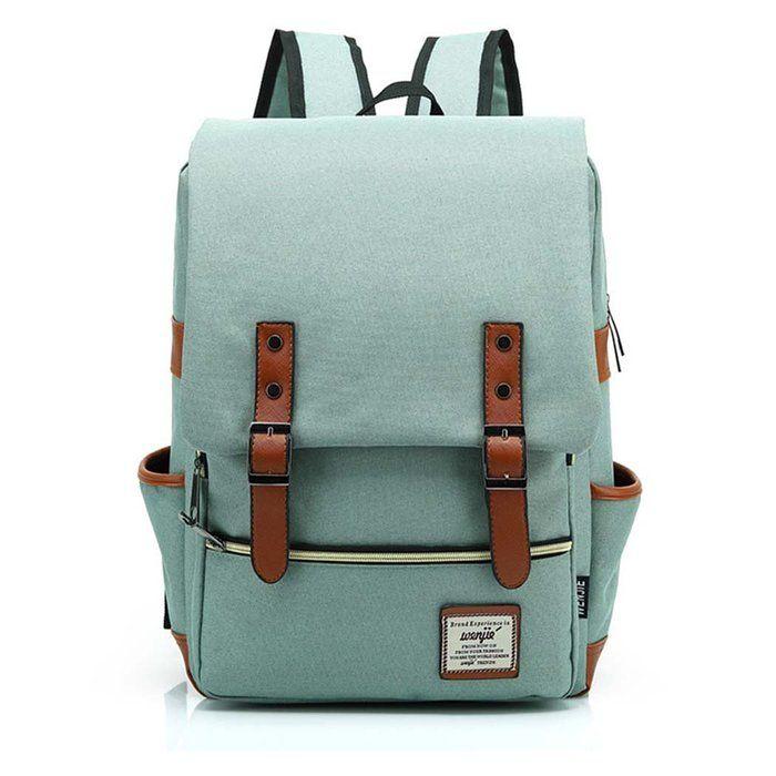 Zebella Casual Lightweight College Backpack Laptop Bag School Travel Daypack