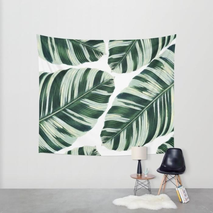 Tropical Foliage #society6 #buyart #decor Wall Tapestry by 83oranges.com | Society6 Powered by WPeMatico... https://wanelo.com/p/44321400/tropical-foliage-society6-buyart-decor-wall-tapestry-by-83oranges-com-society6