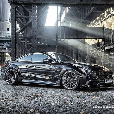 Mercedes S Class Coupé Widebody #RePin by AT Social Media Marketing – Pinterest …