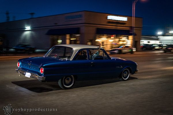 Some VWs & Cruising In Wichita -