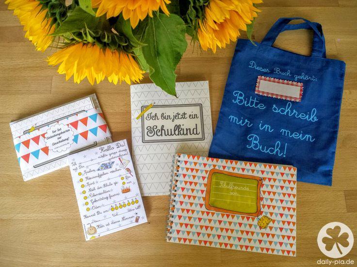 Teilen Tweet Anpinnen Mail In wenigen Tagen beginnt in NRW das neue Schuljahr und die I-Dötzchen feiern ihre Einschulung. In den kommenden Wochen folgen ...