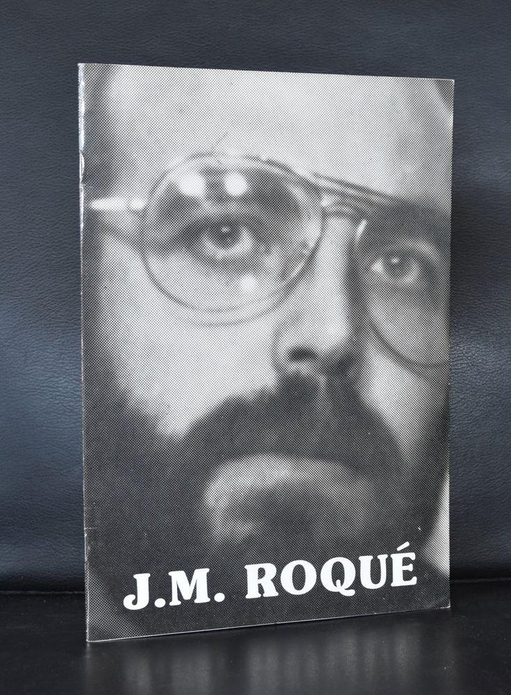 galerie Margall # J.M. ROQUE # ca. 1985, nm