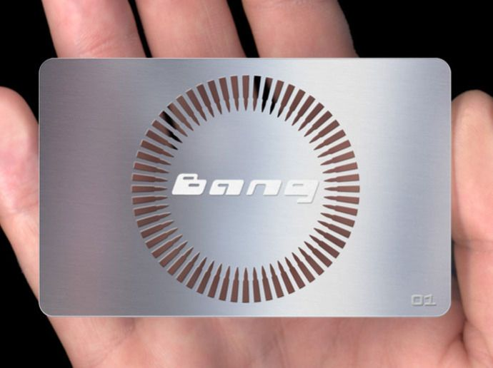 61 best 60 luxurious metal business cards to make a memorable more examples grouped by card type reheart Images