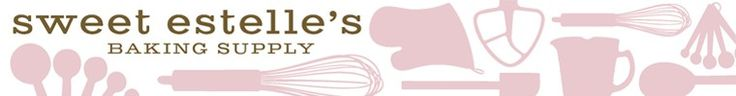 Sweetestelle ~~Cupcake Liners, Pastry Tips, Paper Straws and more!  This site has awesome supplies & reasonably priced <3