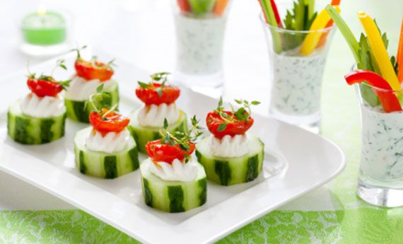 Finger food veloci e light, 6 ricette per non rinunciare all'aperitivo! | Cambio cuoco